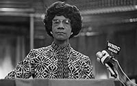 Quotations 4 Shirley Chisholm