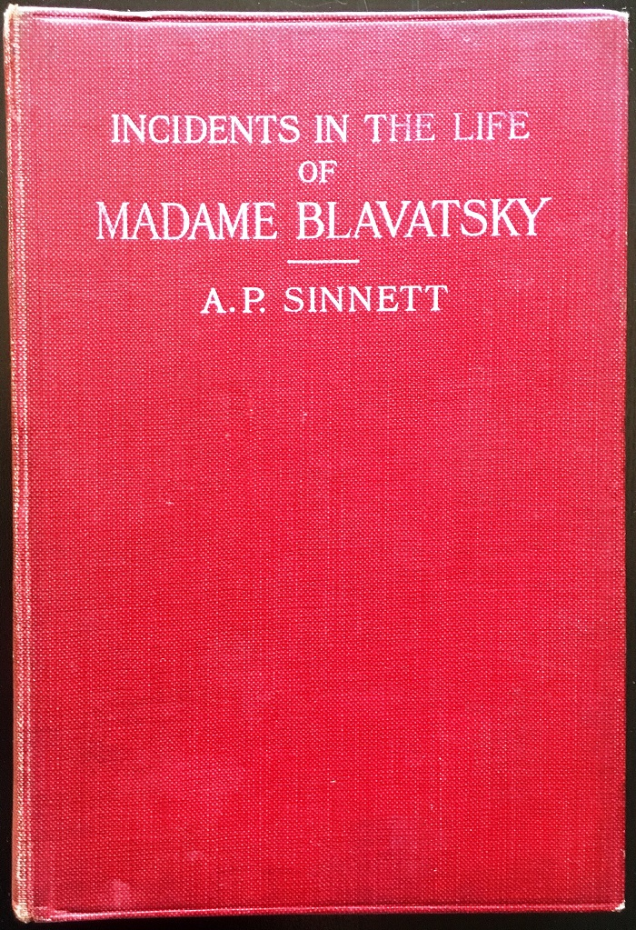 Public Eye JS 3 Incidents in the life of M. Blavatsky 1