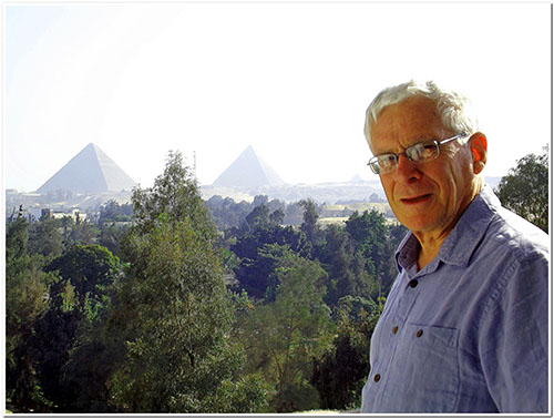 Theosophy Warwick Keys 2 From the balcony Giza WK