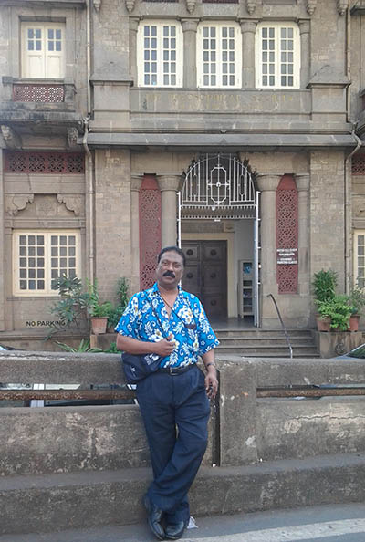 The Society MI 6 Arni Narendran