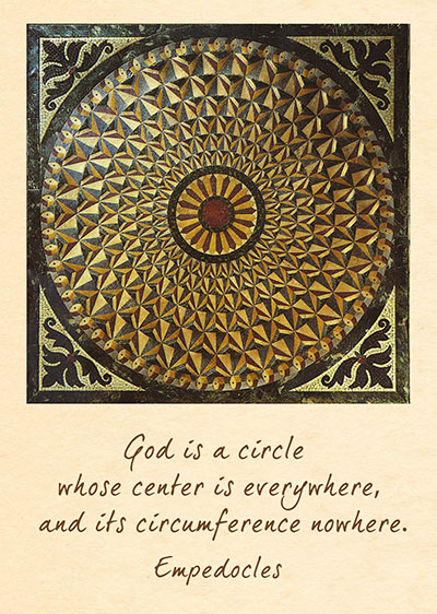 Theosophy God as a circle 2