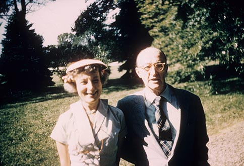Theosophy DG 0 E  Dora and Fritz Kunz 1958