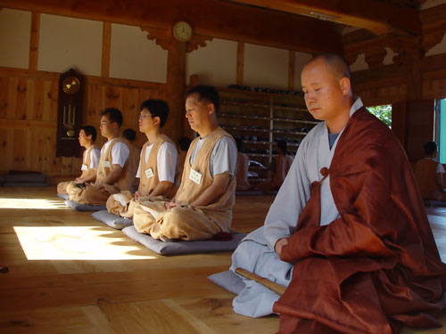 TE 2 Korean Buddhism